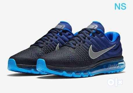 huge selection of 3cb9c a66ee ... olx e3815 0552a  authentic mark as favorite show only image. black and  blue nike air max shoes 27fad