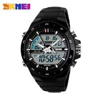 New Branded imported wrist watch new Black