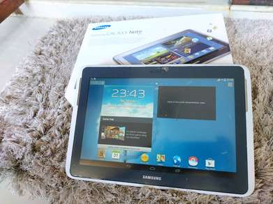 Samsung galaxy tab note 10inc with pen