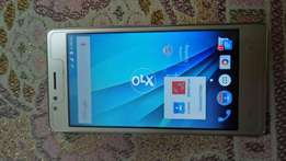 Qmobile i8i with 7 month warranty