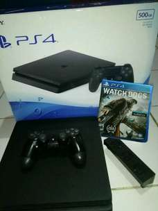 ps4 slim 500gb normal mulus