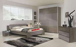 KhaWajA's Gracefull Design Bed with dressing
