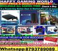ALL Gaming Items & Led Tvs(PS4,PS3,PS2,XBOX ONE S/X/360)Wholesale Rate