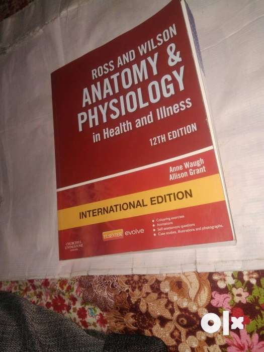 Brand New Ross and Wilson Anatomy And Physiology - Jabalpur - Books ...