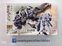 5cc1c0dac1b High Grade Gundam Barbatos 6th Form Clear Color Version Bandai Gunpla