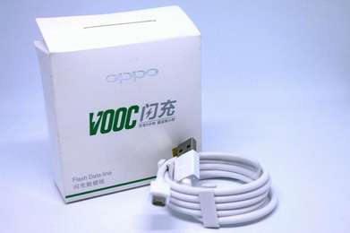 Kabel Data Oppo VOOC 4A Flash Charging Micro USB ORIGINAL 100%