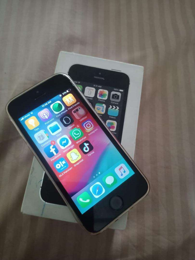 iphone 5s with box - Mobile Phones - 1002777923  5cd0e6b6c5