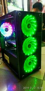 Komputer Gaming Core i7 Ram 8 Gb Vga 4 Gb DDR 5 Led 20 SSD 120