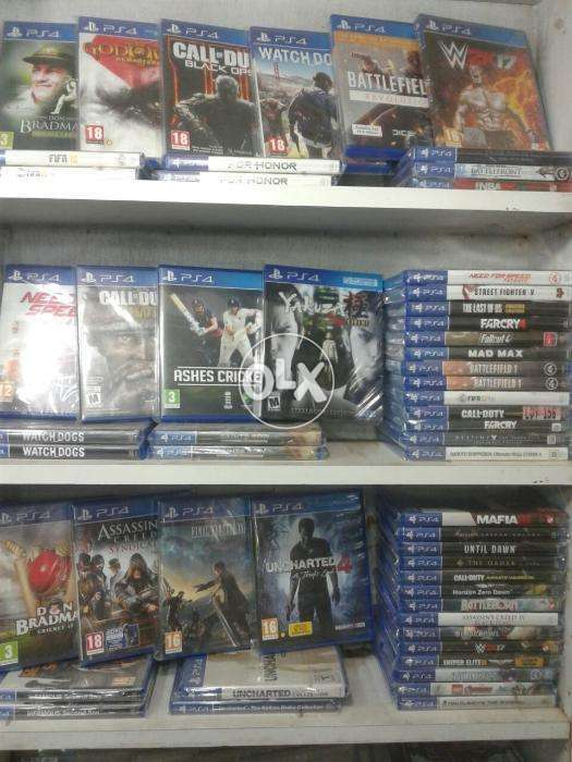 PS4 used game a way out Gta 5 Ghost Recon Don Bradman Cricket 17 price