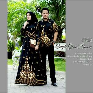 Couple Gamis Sogan