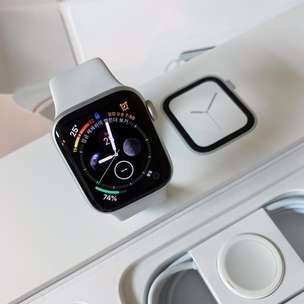 Kredit Apple Watch 4 Sportband 40mm