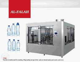 Water Filling Machine/Juice & Carbonated Filling Machine