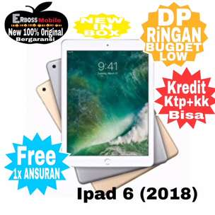 Cash;CiCiLan DP1jt IPad 6 Apple Tablet [32GB/Wifi Only] New