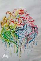 Art work (water colors) all types available