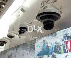 Clean and clear day night vision result by CCTV cameras