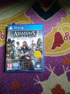 Jual Kaset Ps4 assassin syndicate