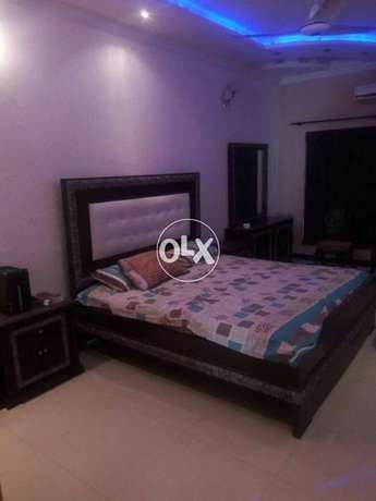 Bahria furnished upper portion 12 Marla ( for rent )in phase 5 islamab