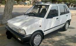 Suzuki Mehran In Excellent Condition