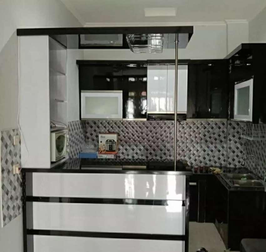 Kitchen Set Meja Bar Minimalis Mebel 780994022