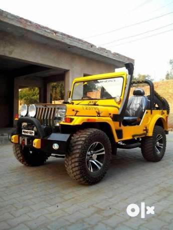 We provided all types modified jeeps