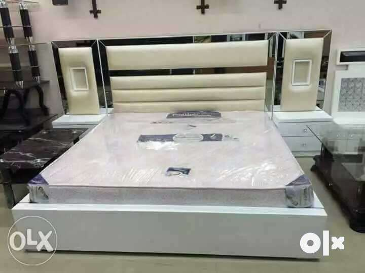 Brand new stylish heavy polished box bed 769630188O  : images1000x700inslot3filenamevmm8n3l28te7 IN from www.olx.in size 720 x 540 jpeg 27kB