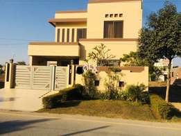 A Luxury House Available in G magnolia Park 10 Marla