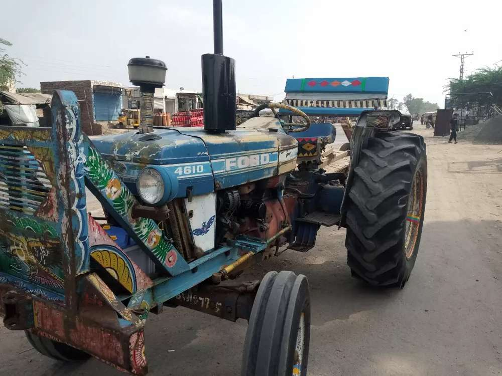 Ford Tractor Tractors Trailers In Jhang Sadar Olx Com Pk