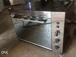 Gas grill and baking oven at factory price with warranty NeW