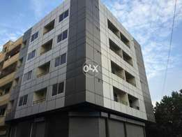 DHA Phase6 Brand new/3rd floor 3 bed apt for sale