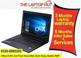 Lenovo Core i5 4th Generation **) 6 Month Warranty