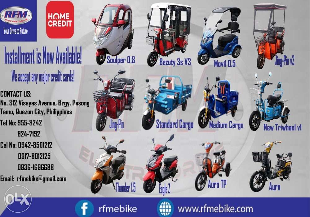 Rfm Electric Vehicles Etrikes Escooters Ebikes Ebike Etrike Escooter