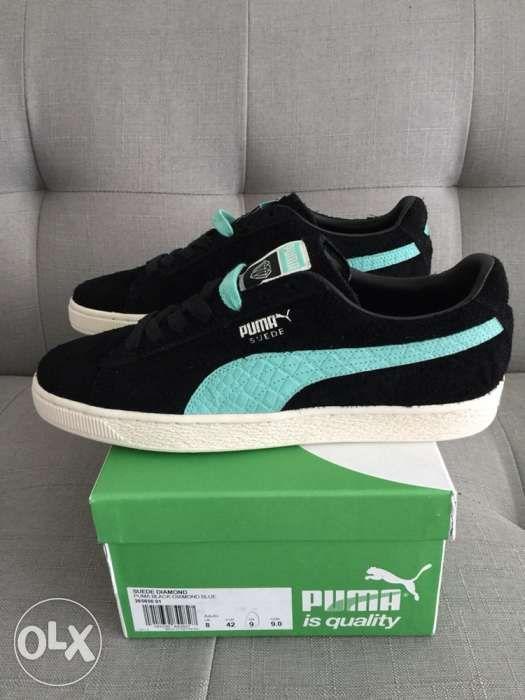 432e85bf370 Puma x Diamond Supply Suede Size 9 in Manila