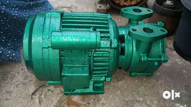 Texmo Single Phase 1 2 Hp Motor With Original