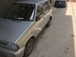Mehran ist owner lush condition available