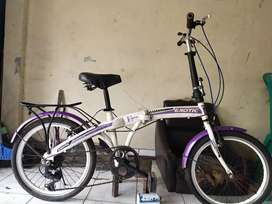 Sepeda Lipat di Banten - OLX Murah Dengan Harga Terbaik