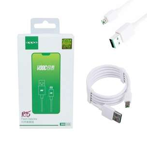 KABEL DATA OPPO support VOOC Garansi 1 Bulan kak