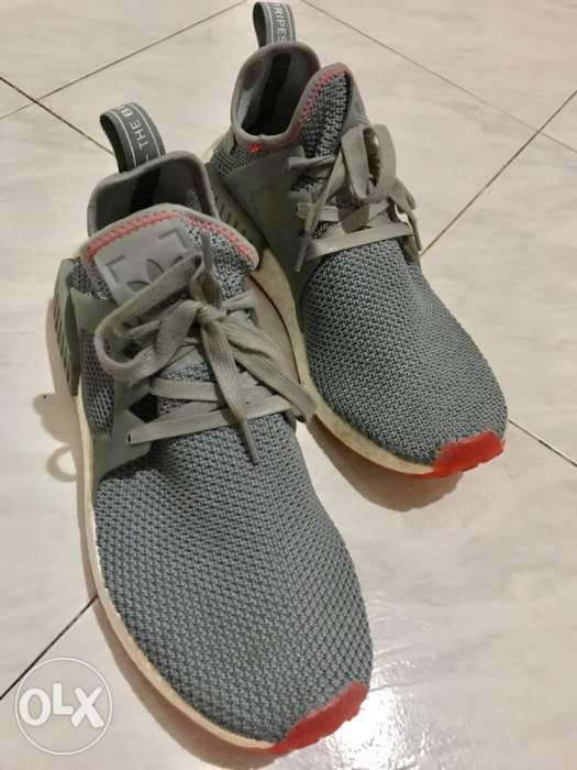 promo code ac75e bb57e NMD XR1 Grey Solar Red Contrast Stitch in Bacoor, Cavite | OLX.ph