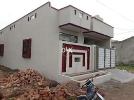 5 Marla corner house in 4C2 with extra land demand 0 58 lalh