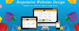 Secure Dynamic Responsive Website Design Services