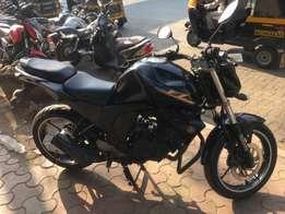 Yamaha FZ16 Fi Black EMI Option Available