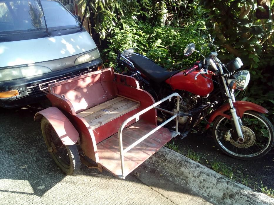 Tricycle Sidecar Design In Batangas