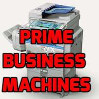 Perfect all in one Photocopiers for you! Prime Business Machines