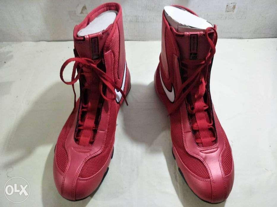 promo code f9ac2 9d2d1 Nike Machomai Boxing Shoes (Size 10.5 US) plus FREE socks ...