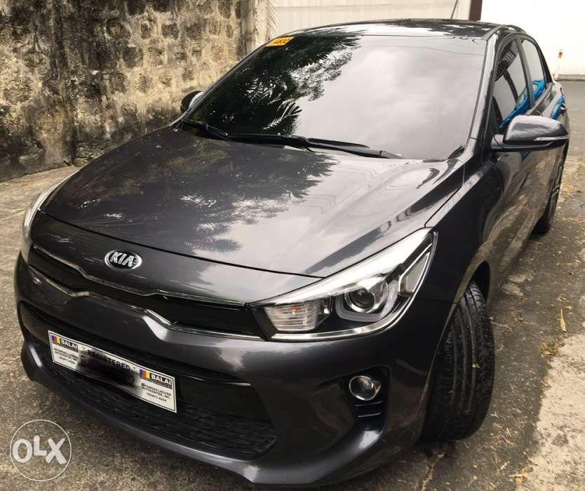Kia Rio 1 Hatchback: 2018 Kia Rio Hatchback GL AT Top Of The Line 6T Km In