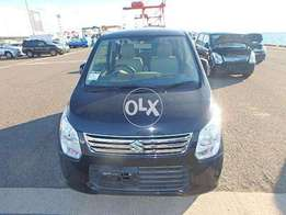 Suzuki Wagon R FX 2014 ene charge 4.5 grade Japan