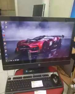 AIO HP Core I7 Gen4 HasWell 8gb 1TB Touchscreen 23inch second