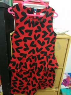 dress anak love import