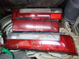 Back lights suzuki cultus