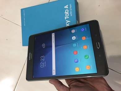 """Samsung Tab A With S Pen 8.0"""" Inch Mulus Fullset"""