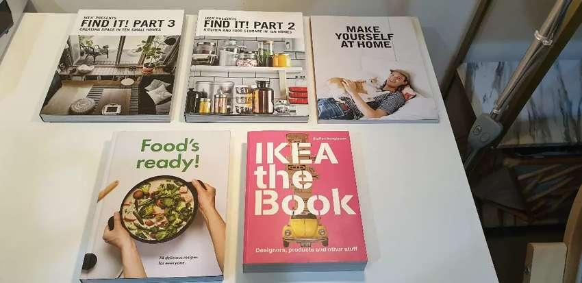 Set Buku Ikea Complete Series Buku Majalah 767232806